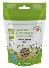 Graines à germer de pois chiche